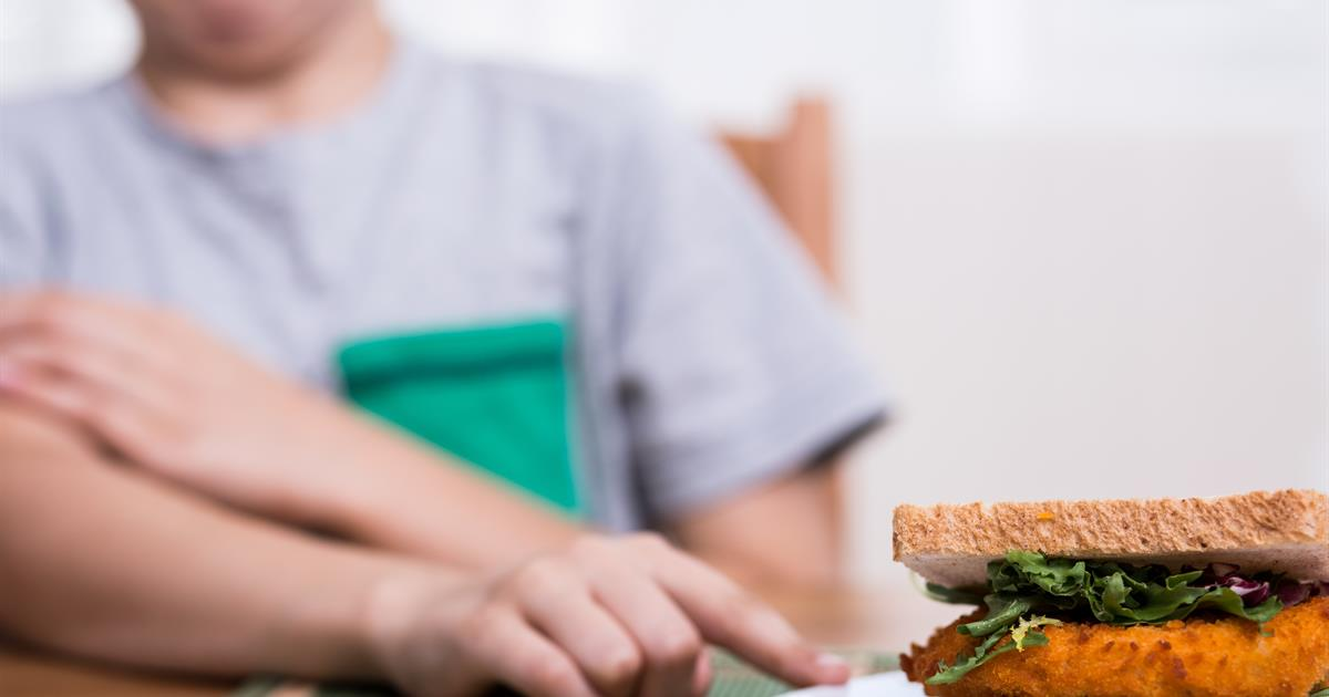 Avoidant/restrictive food intake disorder: Signs and symptoms