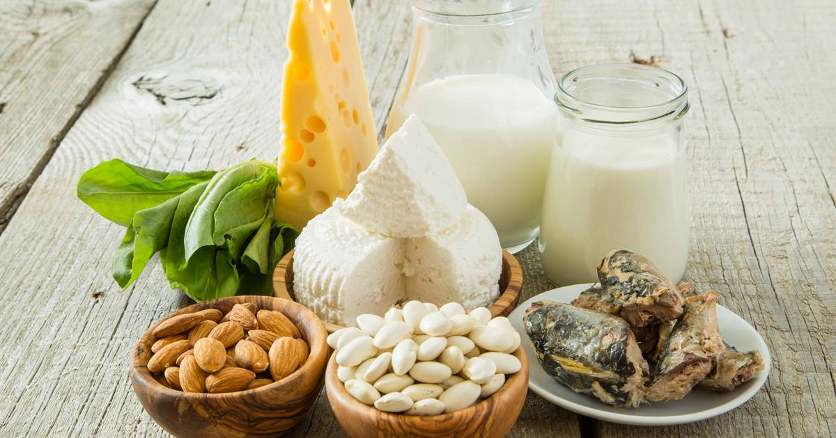 Bone Health The Role Of Calcium And Vitamin D
