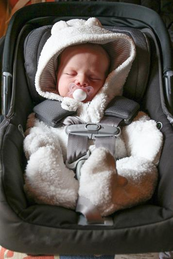 Car Seat Safety For Newborn Babies