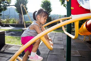 The Unsafe Child Less Outdoor Play Is >> Playground Safety