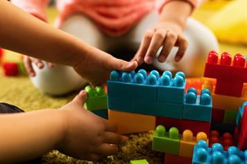 playtime at the hospital for preschoolers aged 3 to 5 years