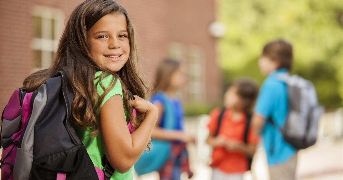 School-aged children with diabetes
