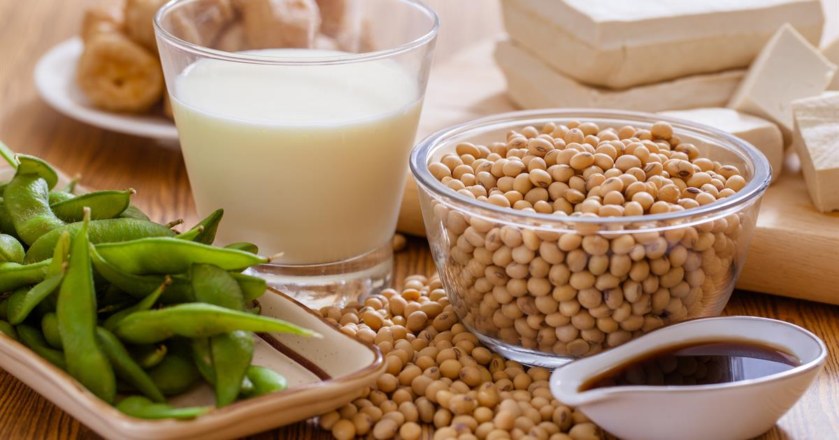 Soy foods in your diet