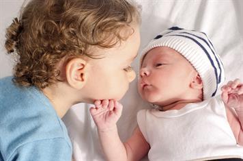 states of alertness in newborns