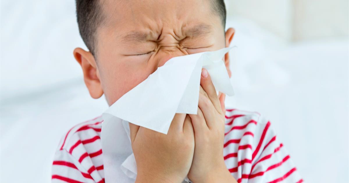Viral respiratory infection (VRI)