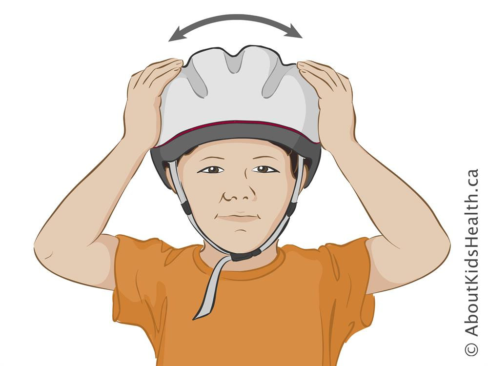 d82953c0cd1 Helmets  How to get your child to wear one