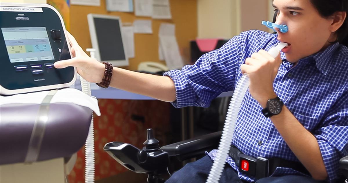 Cough assist machine: How it helps to clear mucus from the lungs